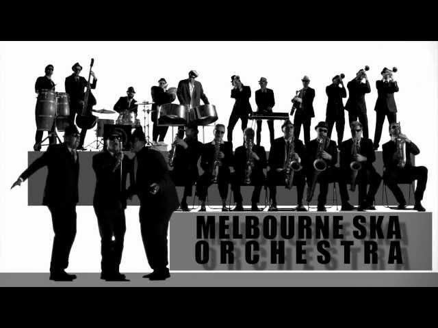 Melbourne Ska Orchestra - Lygon Street Meltdown