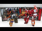 Transformers Toy Update Unite Warriors BRUTICUS COMPUTRON MP INFERNO Titans Return Thoughts