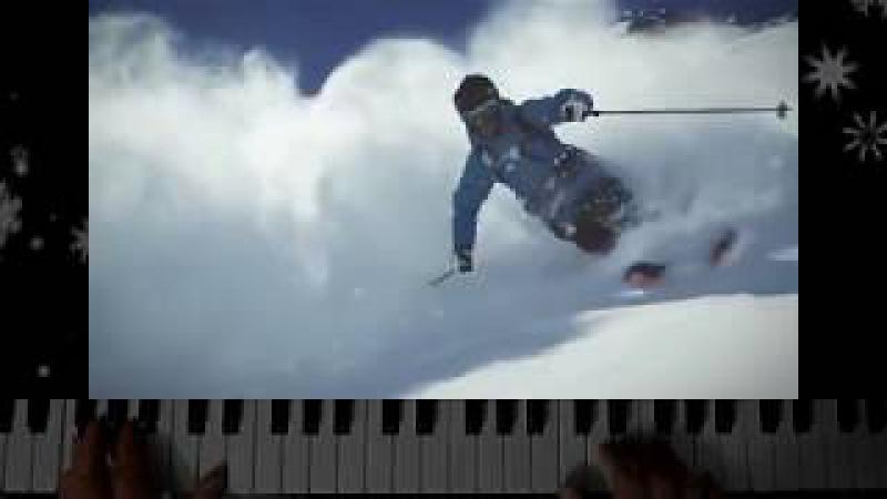 Modern Martina KorgStyle - Падает Снег! Snow falls (Korg Pa 900) ItaloDisco Clips