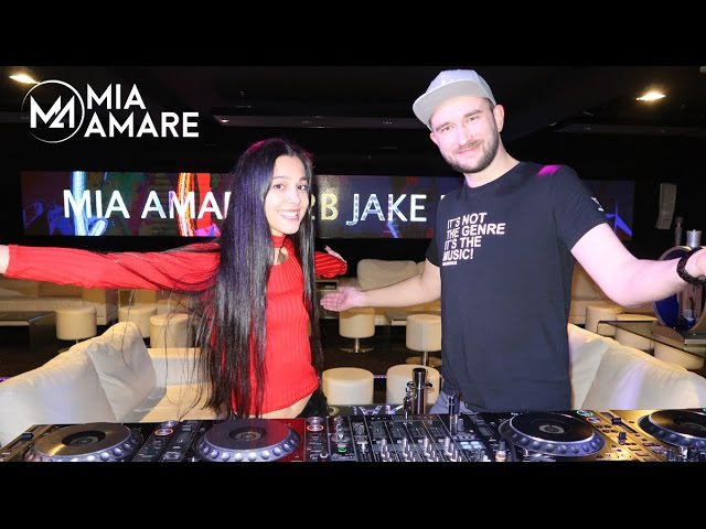 💙 Happy House 13 💙 Mia Amare B2B Jake Dile Future House DJ Mix Best Remixes of Popular Songs
