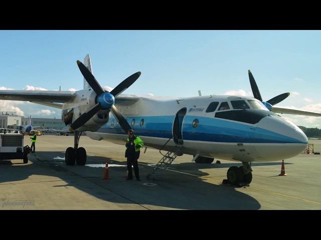 Antonov AN-26B-100 - Flying can't be better (4K)