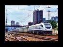 China railway HXD1G 0002牽引X112次通過京廣綫郴州站