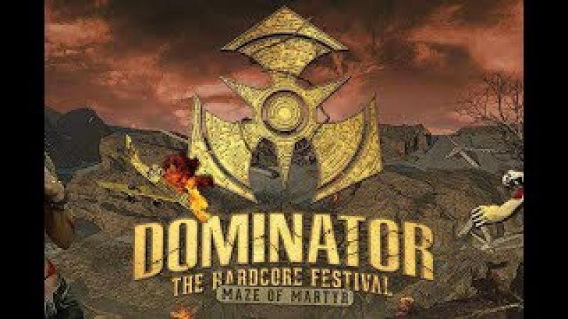 Dominator 2017 Maze of Martyr   Hardcore   Goosebumpers
