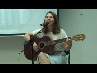 Екатерина Зубрилина - В парусиновых брюках (А. Тальковский)