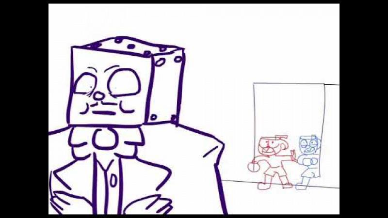 Cuphead [Circletine] [animation practice]