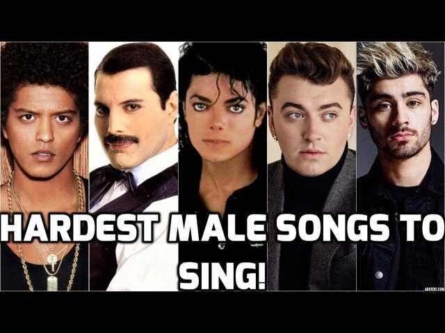 Hardest Male Songs Ever! | BY ARCHIE®