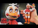 Making Funtime Chica from Five Nights at Freddy's 6