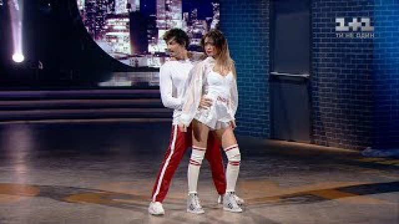 Надя Дорофєєва і Женя Кот – Хіп-хоп - Танці з зірками