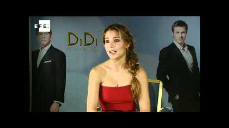 Elsa Pataky persigue el sueño americano en Didi Hollywood