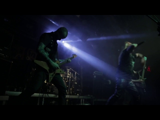 A Canorous Quintet - The Black Spiral (LIVE @ Kraken 2017)
