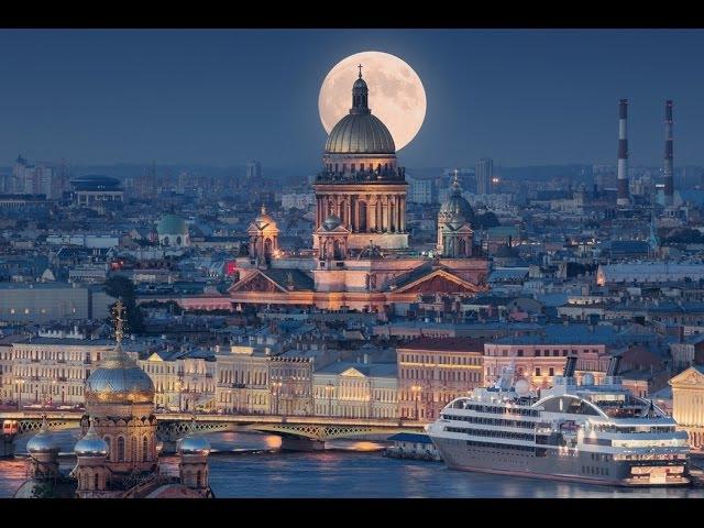 Интересные факты о Санкт Петербурге город мечты
