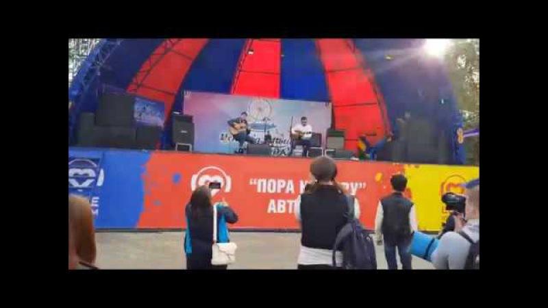 Гитарный дуэт ДушИ СтрУны