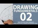 DRAWING FUNDAMENTALS: Perspective Drawing Pt. 2