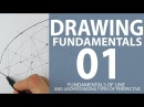 DRAWING FUNDAMENTALS: Basics of Line and Perspective