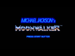 Michael Jackson's Moonwalker - Smooth Criminal [Genesis] Music