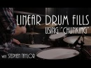 Linear Drum Fills (Using Chunking) - Drum Lesson - Stephen Taylor