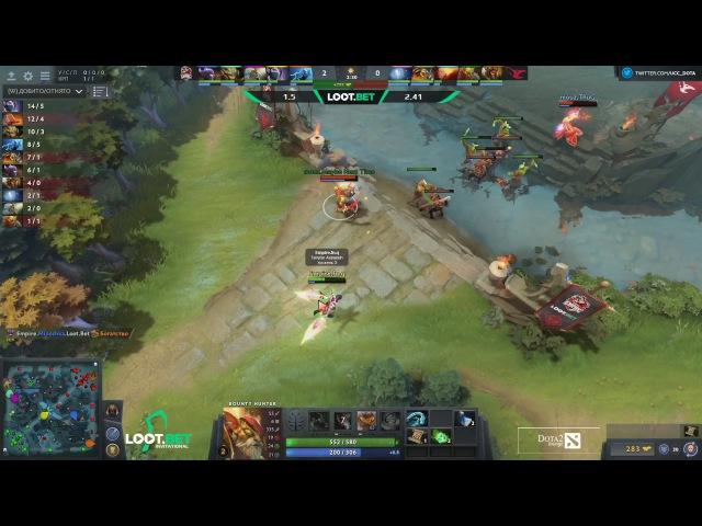 Team Empire vs Mousesports || Loot.bet Invitational || bo3 || by Zais Phant - 23th May 1