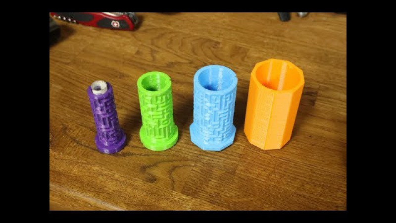 Russian doll 3D printed maze puzzle