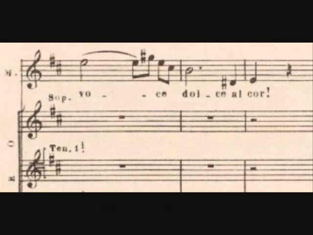 Maria Callas - E che Io son Medea (Score Animation)