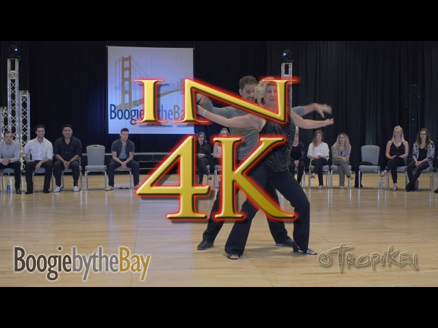 Maxime Zzaoui Brandi Tobias-Guild - 1st Place - 2017 Boogie by the Bay (BbB) Champions Jack Jill