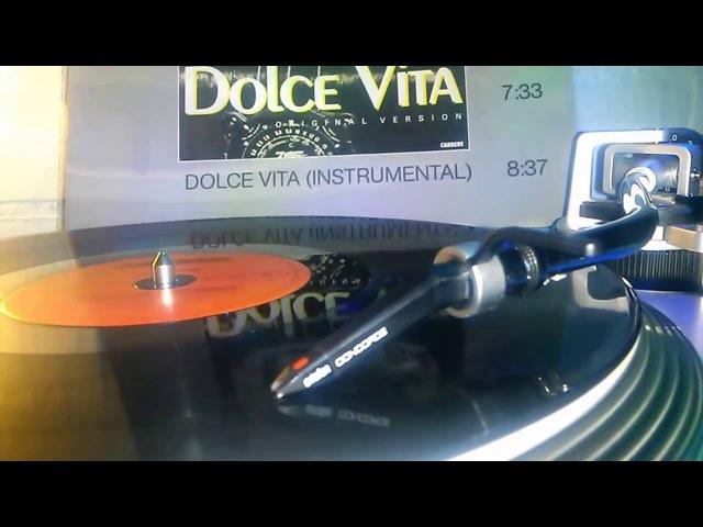 Ryan Paris - Dolce Vita Part I (Vocal) (12 Inch) 1983 - Vinyl