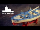 Making my first Greek fishing boat model