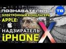 Электронный концлагерь Apple: надзиратель iPhone X (Познавательное ТВ, Артём Войтенков)