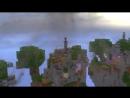 Майнкрафт анимация скай варс-