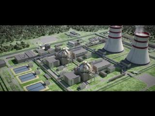 Современная АЭС: безопасность