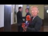 Первый рабочий день Дональда Трампа