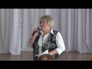 III фестиваль-конкурс патриотической песни среди школ Первомайского района города Ижевска