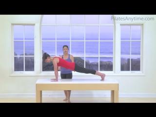 Push Up Pilates Exercise - Monica Wilson