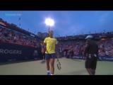Pre-match sprint knock down / R3 / Rafael Nadal » Рафаэль Надаль