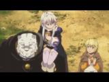 AniDub Книга магии для начинающих с нуля  Zero kara Hajimeru Mahou no Sho 04 из 12 (Trina_D, JAM)