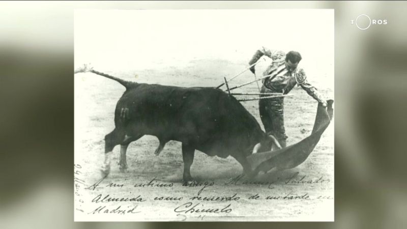 El kikirikí. Chicuelo, un eslabón del torero moderno
