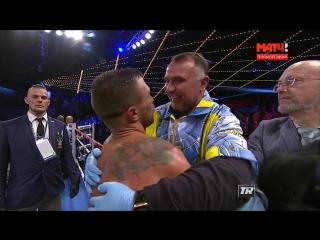 Григорий Стангрит сказал, кто первый номер p-4-p в боксе.