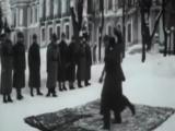 Отрывок из фильма Непобедимый. Ростоцкий (Харлампиев) демонстрирует свою технику.