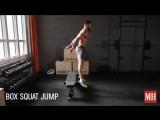 13 лучших мощных упражнений для сжигания жира и прокачки тела // STRONG DIVISION