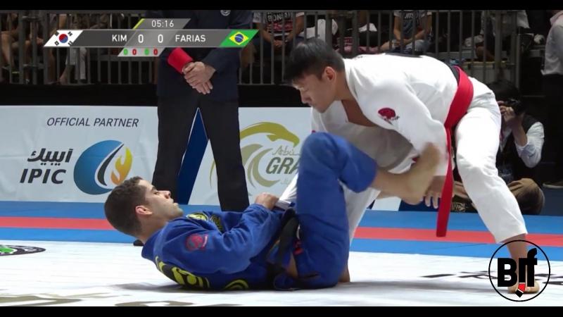 Pedro Farias vs Kim TokyoGS