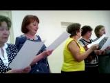 Севмашевские бабушки 10 лет - поздравление