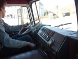 Kenworth K100 with Detroit Diesel 8v-92 in cab