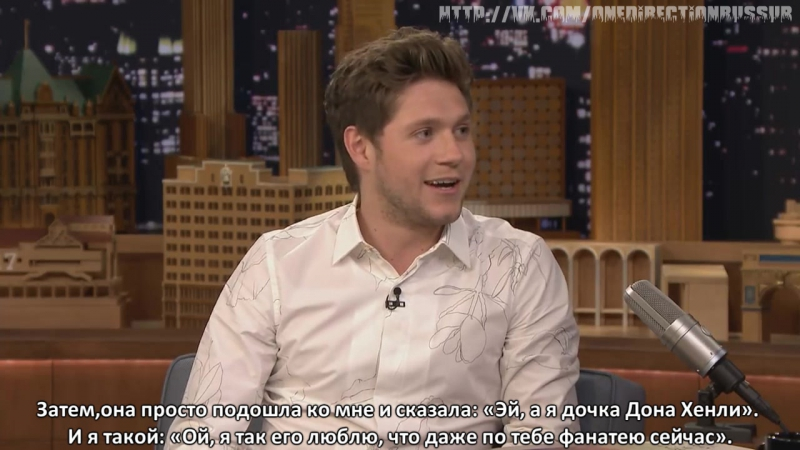 Niall Horan and Eagles Don Henley Call Each Other Dad and Son [RUS SUB]