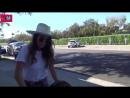 Папарацци Никки и Йен на улицах Беверли Хиллз 06 11 17