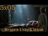 HTLJ, 5x05. Render Unto Caesar
