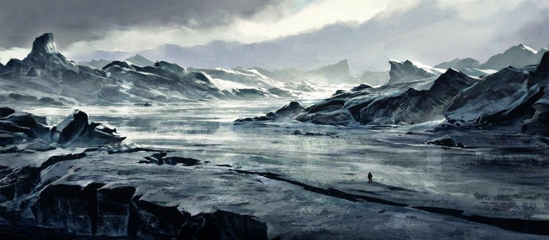 Северное снежное побережье 77Bm5aSjCM8