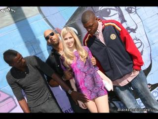 Abigaile Johnson Blacks On Blondes