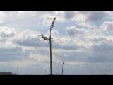 Посадка Falcon 7X во Внуково