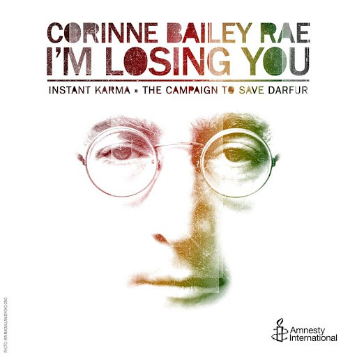 Corinne Bailey Rae альбом I'm Losing You (UK DMD Single)