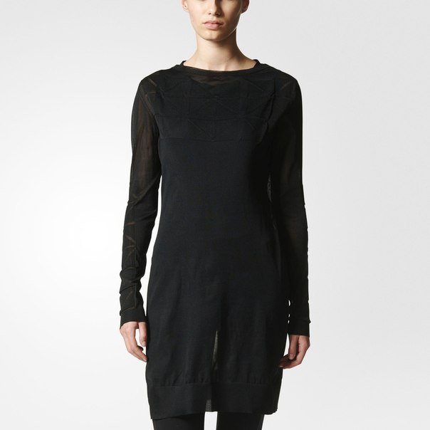 Платье Y-3 Knit
