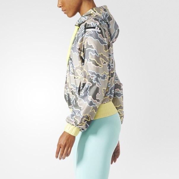Куртка adidas STELLASPORT Camo
